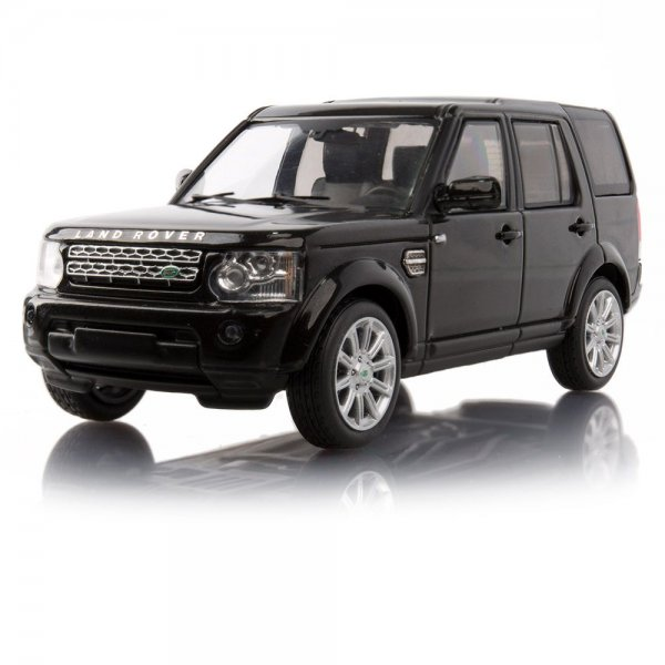 Land Rover Discovery стал мощнее и безопаснее