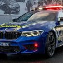 Полиция Австралии пересела на BMW M5 Competition
